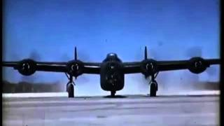 FLYING THE CONSOLIDATED B-24 LIBERATOR Part 1