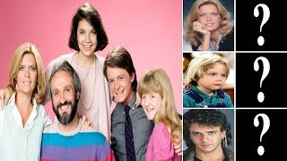 Family Ties Cast THEN and NOW. Would you recognize them?