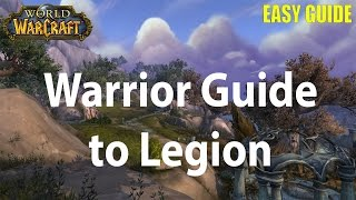Download lagu How to get to Skyhold as Warrior WoW Legion MP3
