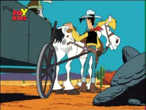 Nowe przygody Lucky Luke'a - Związek zawodowy zbójców
