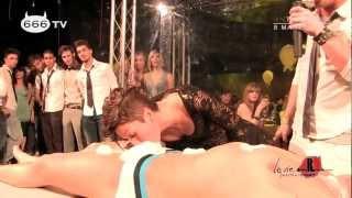 Repeat youtube video 666TV FESTA DELLA DONNA - 8 MARZO 2012