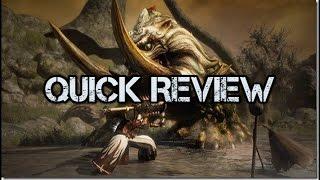 Toukiden Kiwami Quick Review on Demo 2016