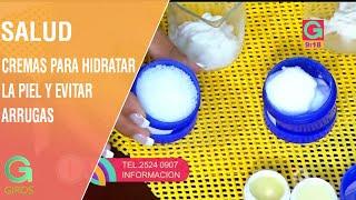 Piel seca diazolidinyl urea para