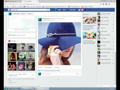 how to hack facebook 2017