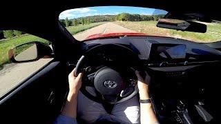 Toyota Supra 2019: Test Drive POV & Sound del Motore!
