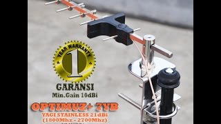 Bolt POWERPHONE IVO V5 Hasil Test YAGI Stainless OPTIMUZ+ 7YB