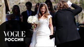 Свадьбы Vogue. Серена Никхан о своём идеальном свадебном образе