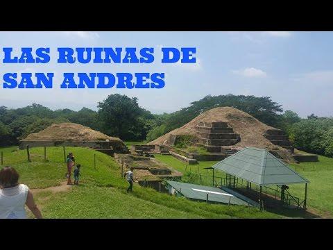 CONOSIENDO LAS RUINAS DE SAN ANDRES!!! VLOG #42