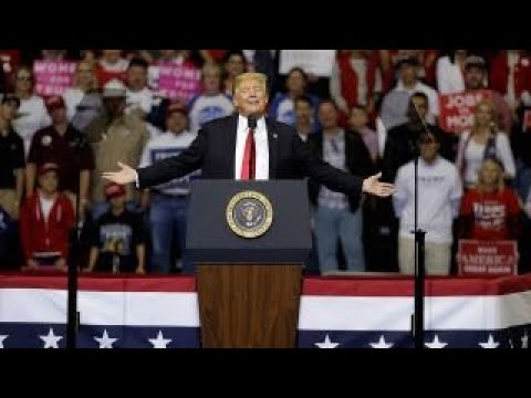 Midterm elections: Are Trump's rallies helping Republicans?
