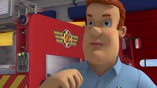 Strażak Sam Nowe odcinki Gotowy na akcję! Najlepsze uratowania Kreskówki dla dzieci