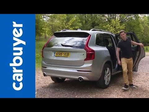 New Volvo XC90 SUV 2015 review - Carbuyer