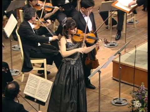 Mozart | Sinfonia Concertante for Violin, Viola and Orchestra