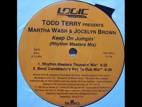 Todd Terry pres. Martha Wash & Jocelyn Brown -- Keep On ...