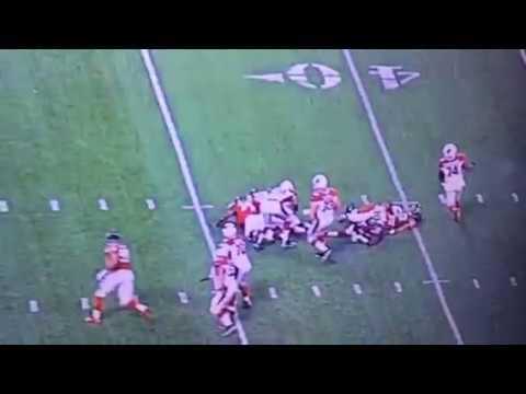 Atlanta Falcons Takkarist McKinley Forces Sack Of Cardinals Drew Stanton