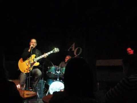 """Greg Skaff at the AQ """"Road Song"""""""