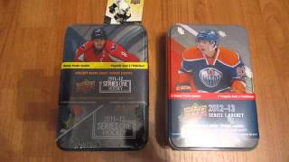 Upper Deck Hockey Cards Tampered Products.... What To Look For!!! Box Break, Pull, Young Guns Rookie
