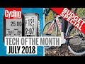 Tech of the Month: July 2018 | Budget Special | Garmin, Wahoo, Hunt & Canyon | Cycling Weekly