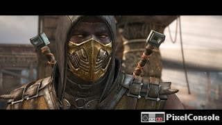 Mortal Kombat X Scorpion Vs Sub-Zero Who will win? Test Your Might