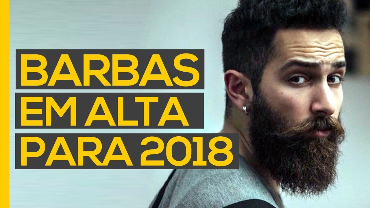 9 tipos de barbas em alta para 2018 youtube - Clases de barbas ...