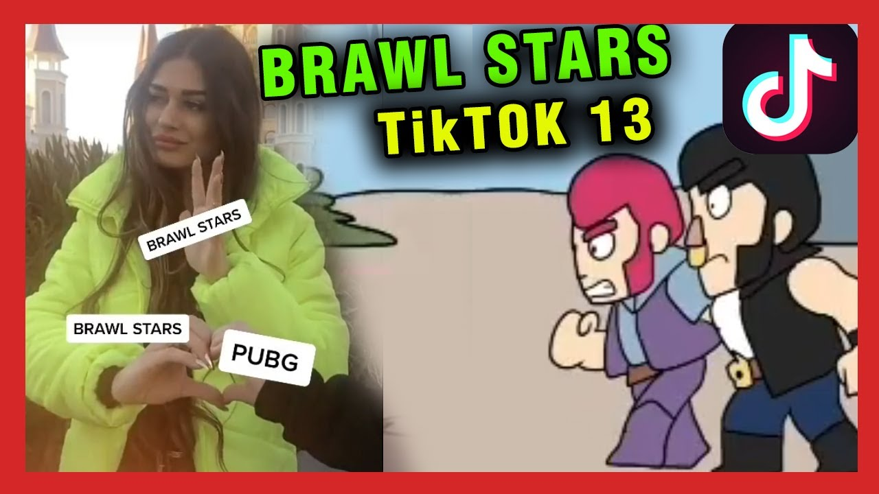 BRAWL STARS TIK TOK VIDEOL LARI (1) - YouTube  |Tik Tok Brawl Stars Larin