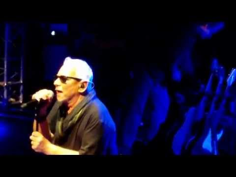 Eric Burdon & The Animals Paard Van Troje 23 november 2013