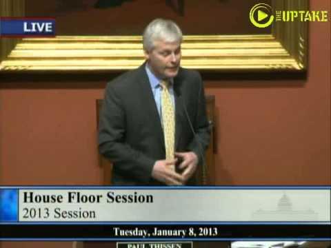 Paul Thissen Elected Speaker Of MN House