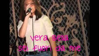 Vera Bella-Sei fuori da me (Un sogno in realtà 2012)