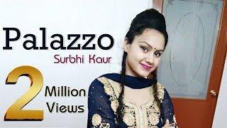 Palazzo Dance Performance Punjabi Song by Surbhi Kaur | Kulwinder Billa & Shivjot