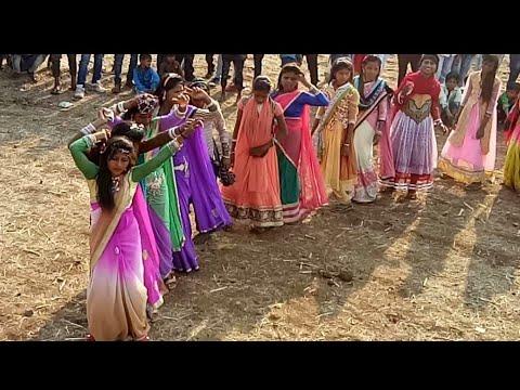 Premika_Patawa_Agarbhatti_Karu_Re_Female_Dance // Adivasi Songs // Adivasi Dance // Arjun R meda