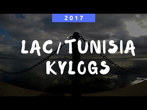 Travel video ✈️ - Lac Tunisia Part 2 | 2017 | KYlogs