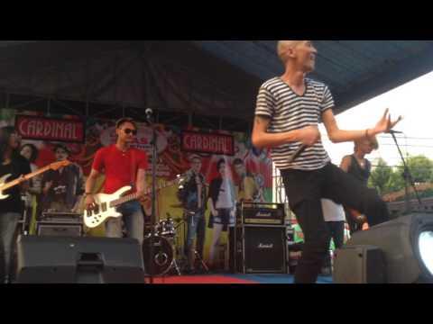 Ngiler Band - Kolam Susu (Koesplus Cover) live at Kota Tegal with Cardinal