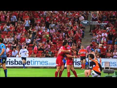 RUGBY HQ - QUADE COOPER INTERVIEW