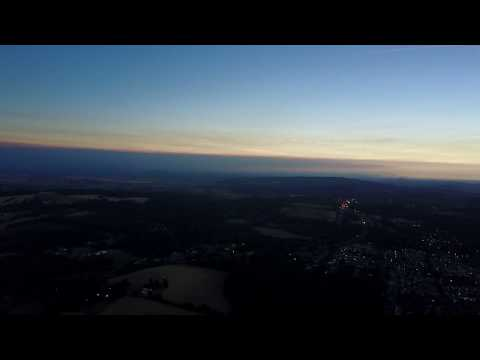 Total Solar Eclipse via Drone in Salem OR Aug 21, 2017