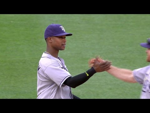 7/20/16: Archer strikes out 11 in Rays' 11-3 win