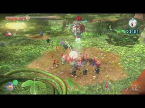 Pikmin 3 - Tropical Forest Collect Treasure (8410)