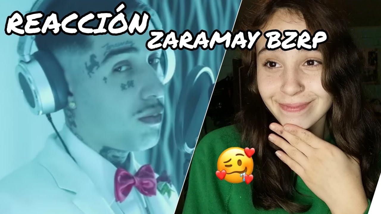 REACCIÓN A ZARAMAY/ BZRP Music Sessions #31