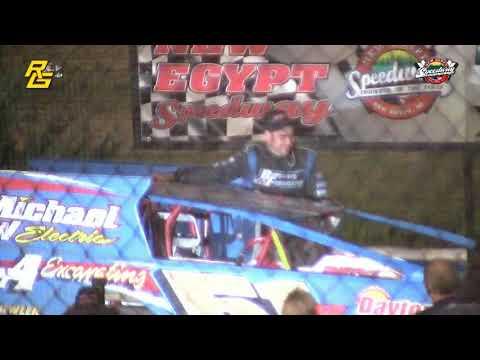 New Egypt Speedway 9/9/17 Highlights