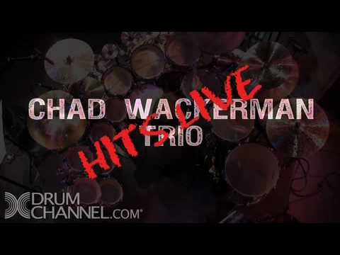 Chad Wackerman Trio Hits Live -  available now!! - DVD Trailer