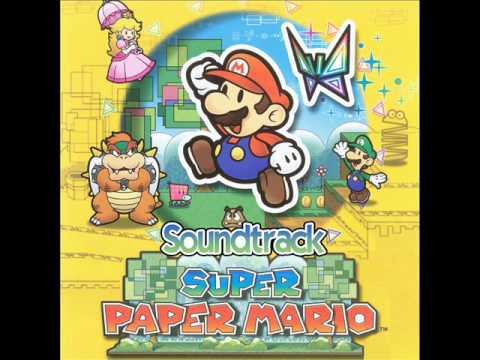 Super Paper Mario - Full Soundtrack