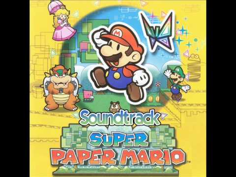 Super Paper Mario - Full Soundtrack