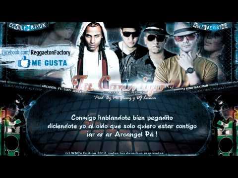 Tony Lenta Ft Arcangel, J King & Maximan -