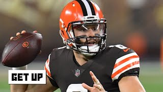 Is Baker Mayfield a below-average QB?   Get Up