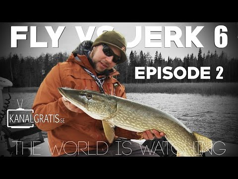 Fly vs Jerk 6 - EPISODE 2 - The World is Watching