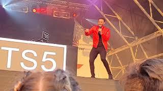 Craig David TS5 at Silverstone Video