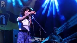 Video show Hollie Cook, Overjam Festival 2015, Tolmin
