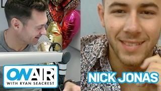 Nick Jonas Performs Valentine