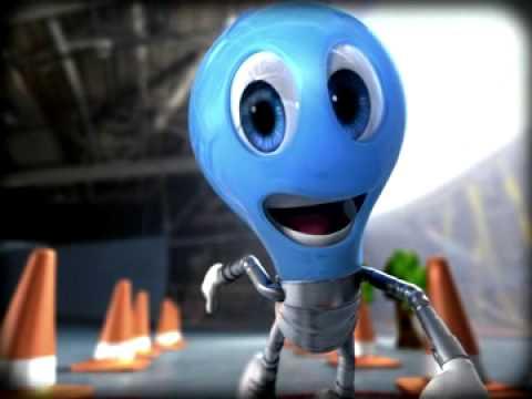Mr Bluelight At Kmart