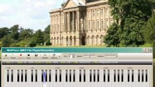 1995 BBC Pride and Prejudice Theme Song Tutorial for piano