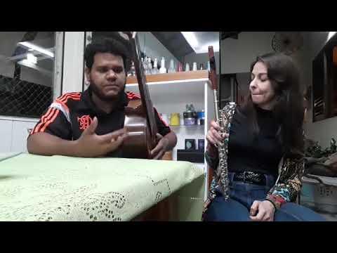 Dudu Sete Cordas e Gabriela Tunes (16 / 08 / 2018)