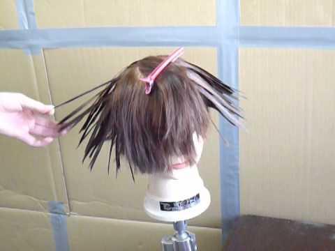 V系のスタイリング解説 パート6 GLAY HISASHIさんの髪型